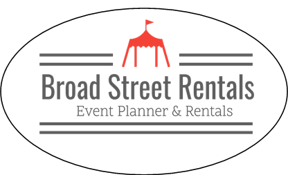 Broad Street Rentals | Event Planners | Staging Specialists