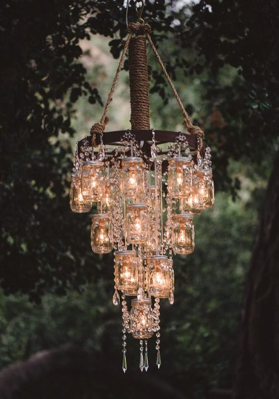 lighting rustic chandlier