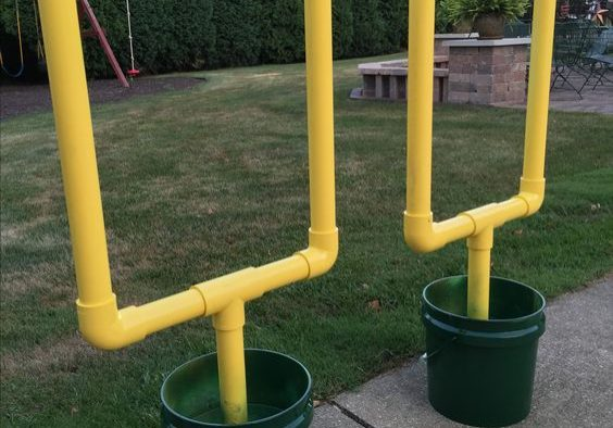 Backyard Football Goals